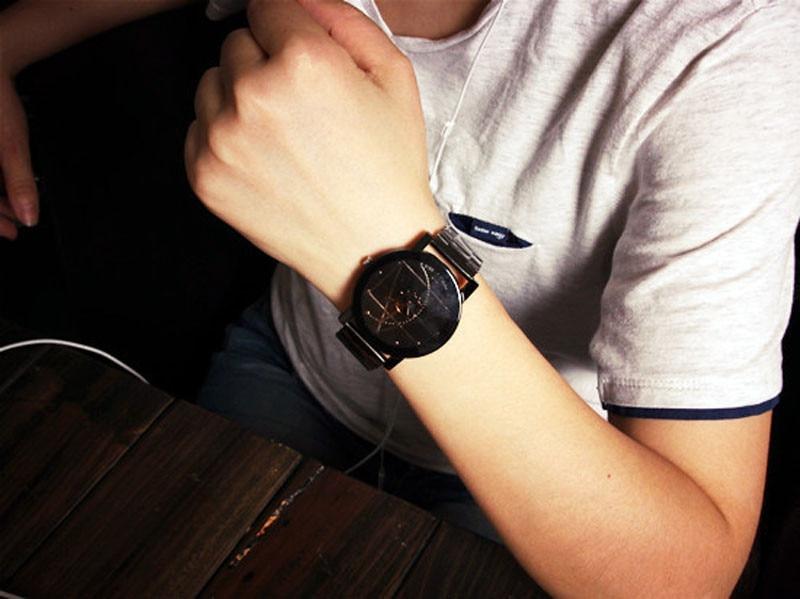 Splendid Original Brand Watch Men Watch Women Full Steel Men's Watch Women's Watches Clock saat erkek kol saati relogio feminino 6