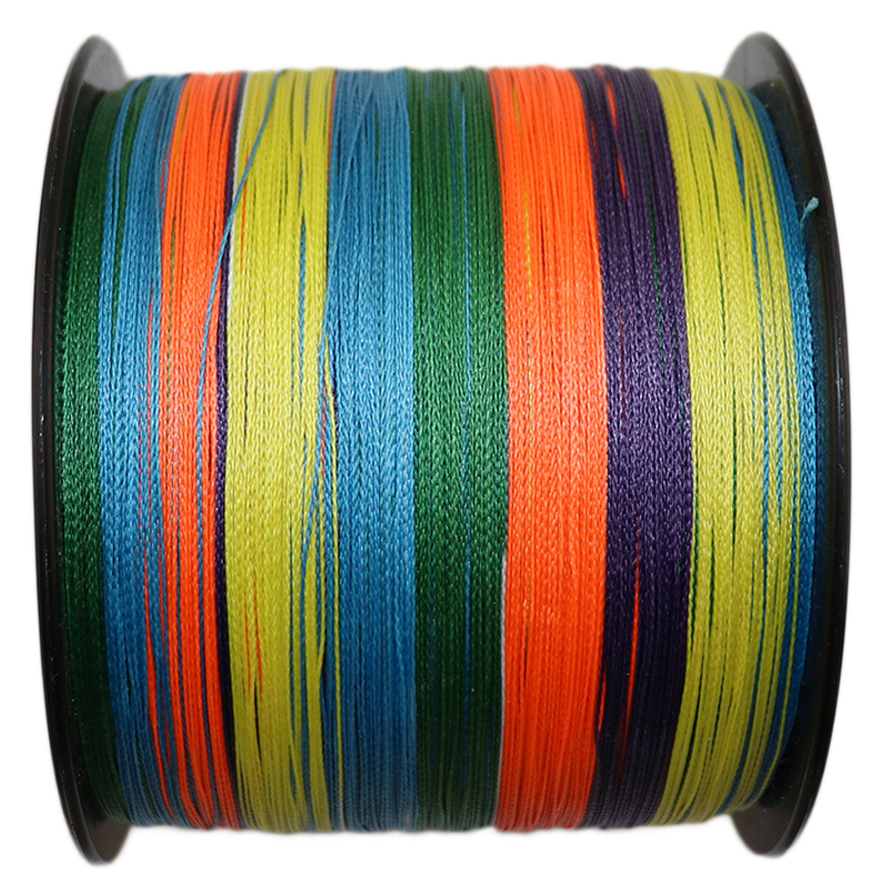 4x 2000M colorful fishing line-1