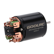 Original High Quality GoolRC 540 21T 4 Poles Brushed Motor for 1/10 1/12 4WD Remote Control RC Car Model