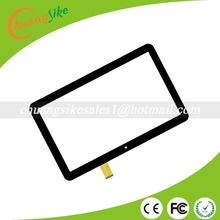 A+ 10.1 inch Touch Screen Digitizer for Tesla Magnet 10.1 3G  Tablet Touch Screen Panel  Random code