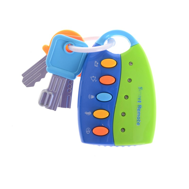 Pretend-Play-Education-Toy-2-Colors-Baby-Toys-Colorful-Flash-Music-Smart-Remote-Car-Voices-Musical (2)