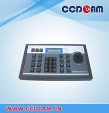 CCDCAM EK-201 2-Axis joystick keyboard speed dome camera control keyboard Surveillance equipment for Arkhom Maklai(China)