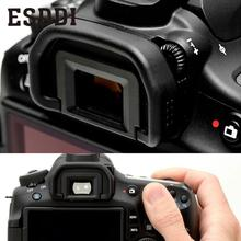 Esddi New Arrival Eye Cup Eyepiece EB Viewfinder Cap Cover For EOS350D/300X/1000D Sport Video Camera Photograph Accessories Gift(China)