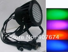 Factory Price High Power IP65 Waterproof 36*3W RGB LED Par Can Outdoor Stage Par Light DMX Stage Light