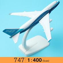 Boeing B747 prototype 16cm alloy aircraft model aviation model Airways Airplane Model Plane Model W Stand Gift