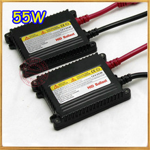 High quality ! Waterproof HID 55W Xenon Ballast electrical for H1 H3 H4 H7 H8 H11 H13 HB3 HB4  9005 9006 car headlight