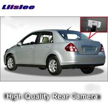 Car Camera For Nissan Tiida Versa Latio Trazo C11 4D Sedan 2004~2015 LiisLee High Quality Rear View Back Up Camera For | RCA(China)