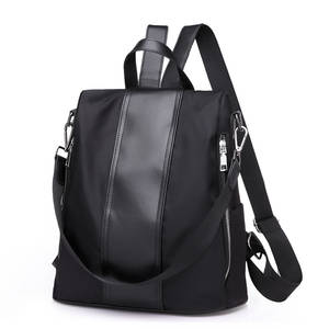 Women Backpack Bookb...