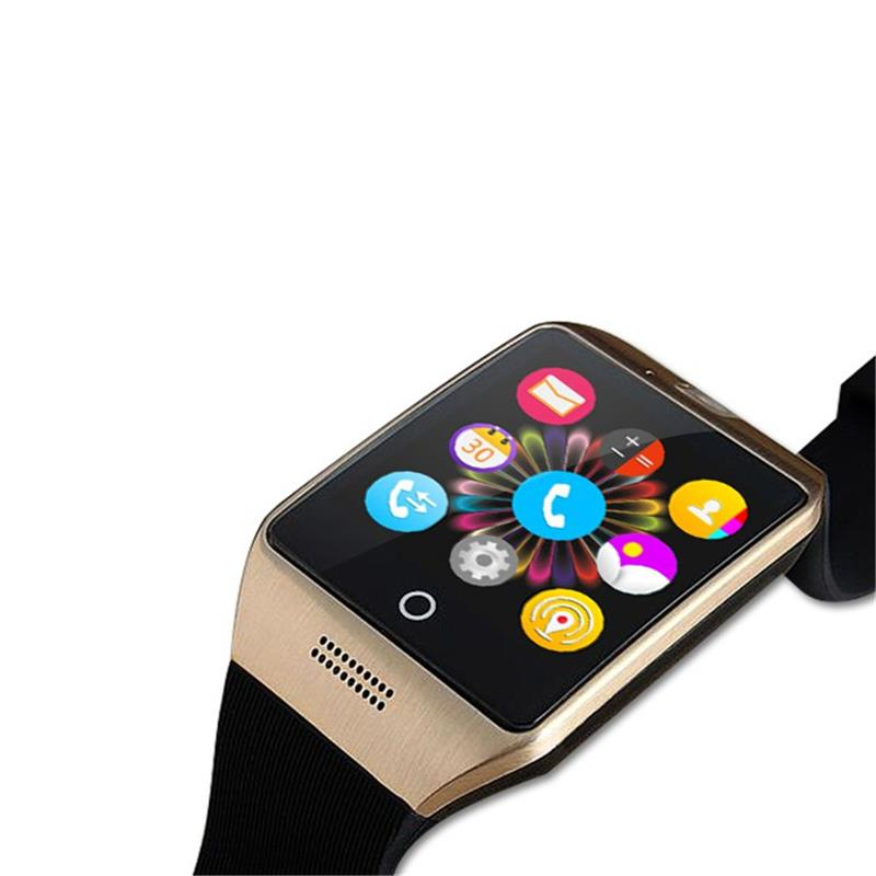 MOCRUX Bluetooth Smart Watch Smartwatch Q18 Call Relogio 2G GSM SIM TF Card Camera for iOSAndroid PhonePK DZ09 A1  (11)