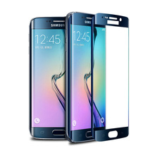 Tempered Glass Screen Protector Clear Case for Samsung Galaxy S6 Edge PLUS S7 Edge Full Protective Film Cover Phone Accessories