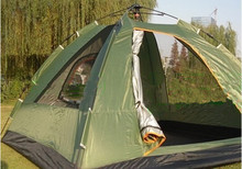 Outdoor Products 3-4 People Automatically Open a Camping tent(China)