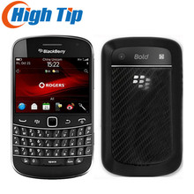 "Unlocked Original Blackberry Bold Touch 9930 Mobile Phone Wi-Fi GPS 5.0MP 8GB internal memory 2.8""Touch Screen Refurbished(China)"
