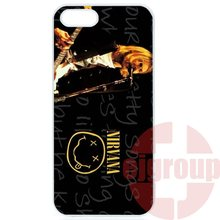 Phone Coque Pop Music Band Logo Nirvana For Samsung Galaxy J1 J2 J3 J5 J7 2016 Core 2 S Win Xcover Trend Duos Grand