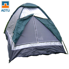 Outdoor Hiking Tents 1~2 person Camping Tent Pack Water-Resistant Anti-UV Tent AT6506 Outdoor Camping Tent