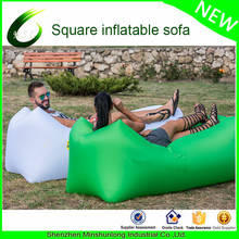 free shipping by Camping Portable inflatable sofa air sofa air beach sofa bed lay sleeping bag lazy bag compression stuff sack