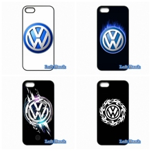 VW Volkswagen Classic Logo Hard Phone Case Cover For Blackberry Z10 Q10 HTC Desire 816 820 One X S M7 M8 Mini M9 A9 Plus(China)