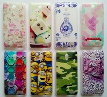 New Arrival Back Covers For Lenovo A319 Case Hard PC Plastic Back Cover Many Patterns Phone Cases Free Shipping Gifts