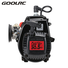 Motor KG305 30.5CC 2-Stroke Gasoline Pull Start Engine for 1/5 HPI Baja 5B 5T CY LOSI FG KM Buggy Truck RC Car(China)