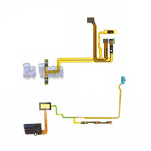 Hot High Quality For iPod Touch 2 2th 3 3th 5 5th Nano 7 Power Switch On / Off Button + Volume Button Flex Cable Ribbon