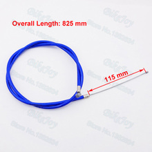 Blue Gas Throttle Cable For 43cc 47cc 49cc Mini Moto Motocross ATV Quad Motorcycle Parts