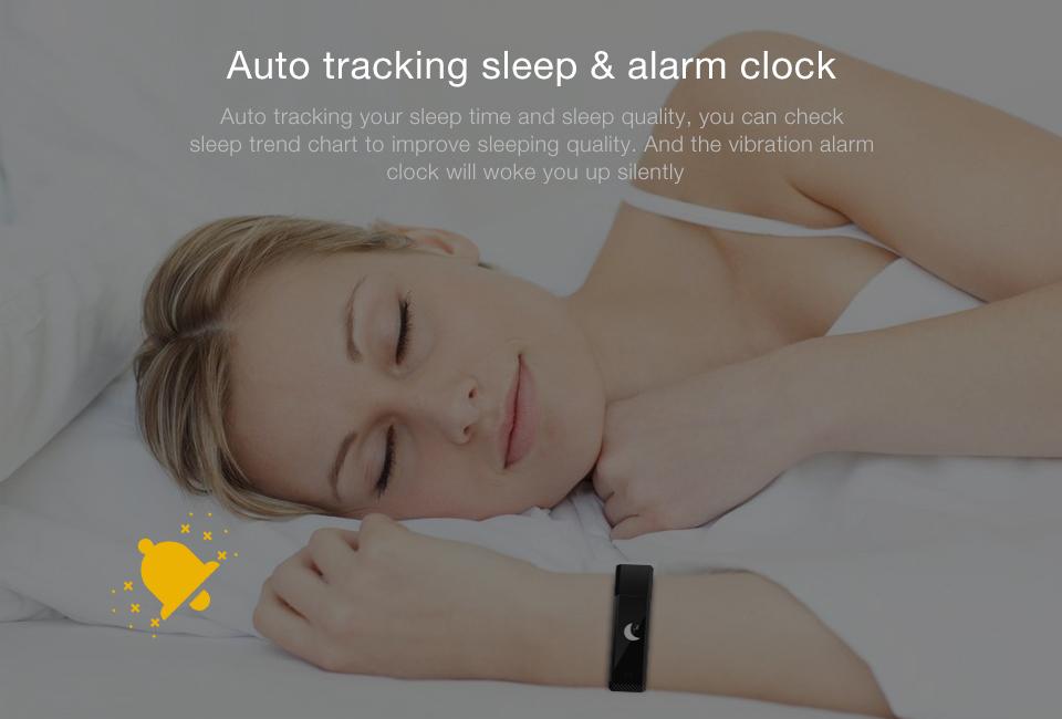 Hot Smart Wristband ID115 Plus Smart Band pedometer Fitness Bracelet Activity Tracker Mp3 Smart Bracelet Pk fitbit PK mi band 2 11