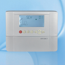 2017 Temperature  Difference  control/ Thermal  Energy  Measuring / Solar hot water system Controller