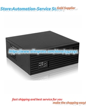 Ultra short 2U server chassis non-standard 2U embedded chassis mini ITX aluminum panel
