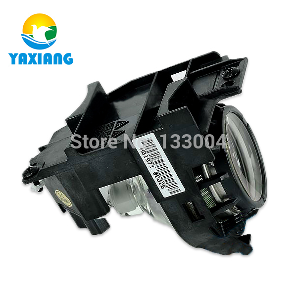 High quality compatible 78-6969-9693-9 projector lamp bulb  with housing for 3M H10 S10 etc.<br>