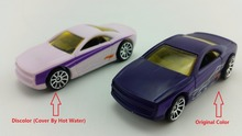 MT Hot Wheels Muscle Tone Purple-Pink Toy Car 1:55 Loose New In Stock & Free Shipping