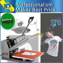 NEW upgrade 38*38CM 2000W good quality and price heat transfer machine for clothes mugs and cellphone case(China)
