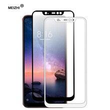 Protective Glass Redmi 6 6a Note 6 Pro Tempered Glas Case Xiaomi Ksiomi Red Mi 6 A6 Note6 6pro Screen Protect Film