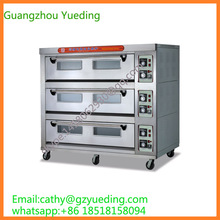 Electric Diesel Rotary Oven/electric Bakery Bread making Oven Machine(China)