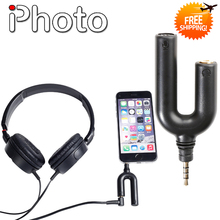 BOYA BY-AUM3 Omni Directional Electret Condenser Microphone for iPhone iPad iPod Touch Samsung Xiaomi IOS Android Smartphone Pad(China)
