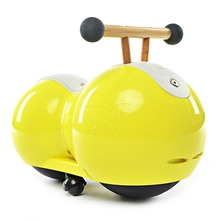 YIHANG Children Ride On Car Toys Peanut Gourd Design Baby Infant Twisting Car Drift Walker for kids to Ride on Cars for children
