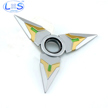 One of the most popular game OW Two kinds of style 9.7cm Metal genji darts 1-1 toy model A favorite of gamers