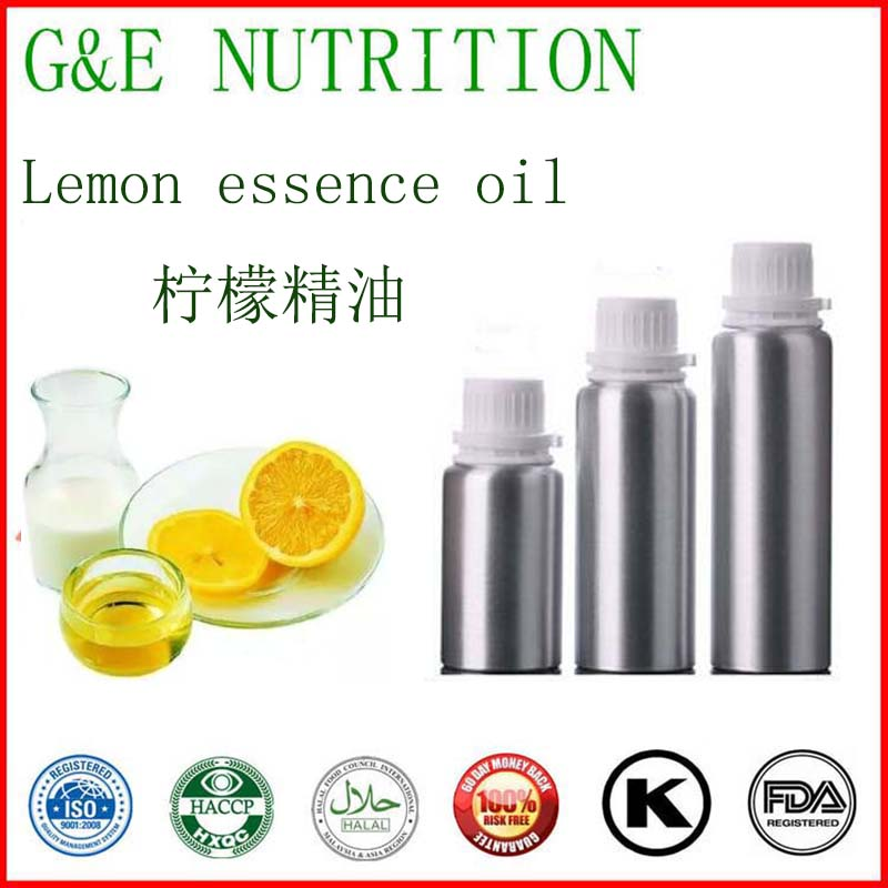 Skin care  natural lemon oil for Skin Whiten and Moisturize and body elastic SPA massage oil <br>
