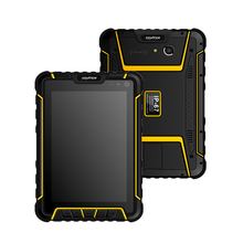 4G Lte IP67 Waterproof Rugged tablet PC Android 5.1 2G RAM Shockproof phone Fingerprint UHF RFID Reader Infrared Meter Reading(China)