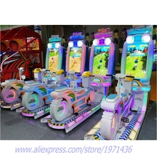 2 Seats Parent and Children Simulator Bike Riding Coin Operated Arcade Racing Game Machine(China)