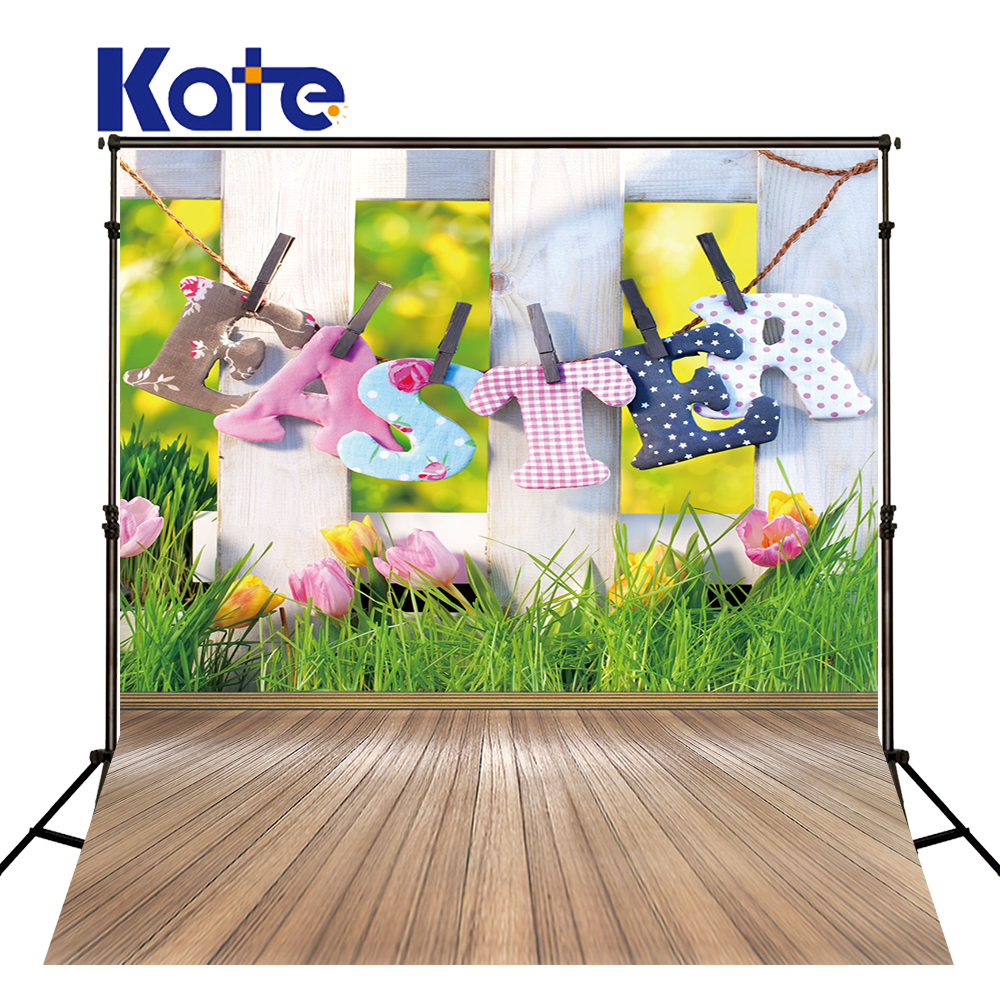 Kate Easter Photo Backdrop  Spring Backdrops Photography Newborn Easter Photography Studio Props Children Backdrops<br>