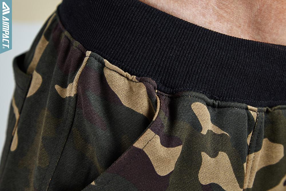 Aimpact 2017 New Camouflage Jogger Pants Men Cotton Sweatpants  (11)