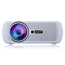 X7 Plus U80 Mini Projector 1800 Lumens Android 6.0+wifi Home Theater LED Projector Support Full Hd 1080p Video Media player