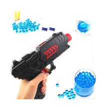 Water Gun 2-in-1 Air Soft Bullet Gun Pistol Toy CS Game Shooting Gun Toy New 2016 NEW