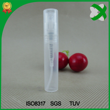 3ml plastic refillable mini perfume bottle, 3ml small pocket spray bottle, 3ml mini perfume spray bottle
