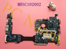 For Gateway LT23 Acer Aspire One AO260 Laptop Motherboard Intel Atom N455 NM10 MBSC102002 NAV80 LA-6222P