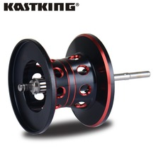 KastKing 1pc 100% Original Royale Legend Baitcasting Fishing Reel Aluminum Spool Spare extra Spool(China)
