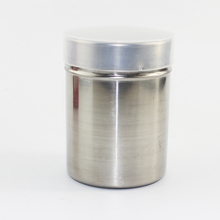 kitchen tools magnetic spice jar and rack shaker bottle spice tin(China)