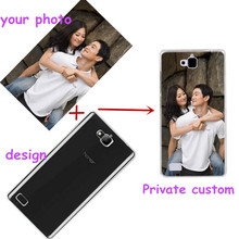 Private Custom Phone Case for iPhone 6 6S 7 Plus 4 4S 5 5S SE 5C Customized Print Photo DIY Silicone Cover Carcasa For LG HTC