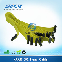 cable printerwit color solvent printer xaar 382 head flat cable(China)
