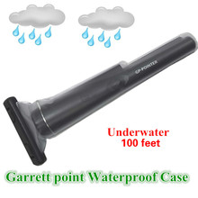 Garrett Metal Detector Waterproof Case Pro Pointer Pinpointing Underwater Cover Hand Held Metal Detector Dustproof Case Clear