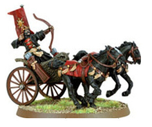 Lord of the Rings Khandish Charioteer Free Shipping metal Material Figure metal kit(China)